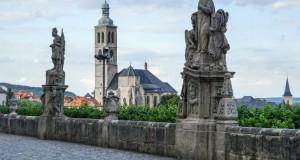Знаменитый чешский город Кутна Гора