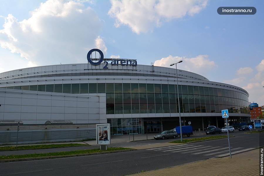 O2 Arena в Праге