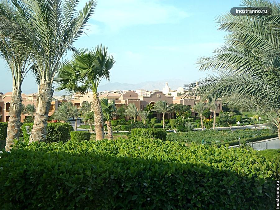 Райский курорт в Египте