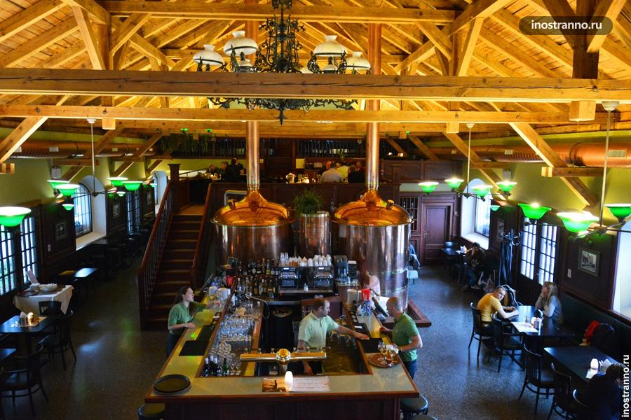 Пивовар Марина в Праге