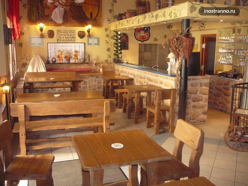 Pivovar Victor пивная в Праге