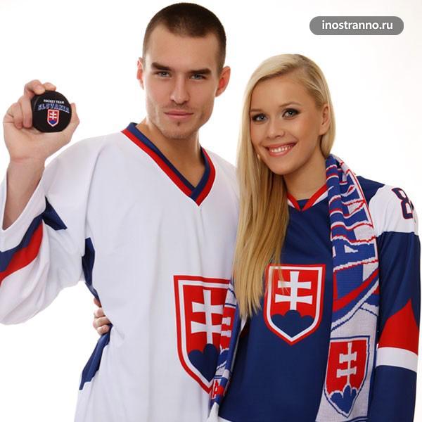 Хоккей в Словакии