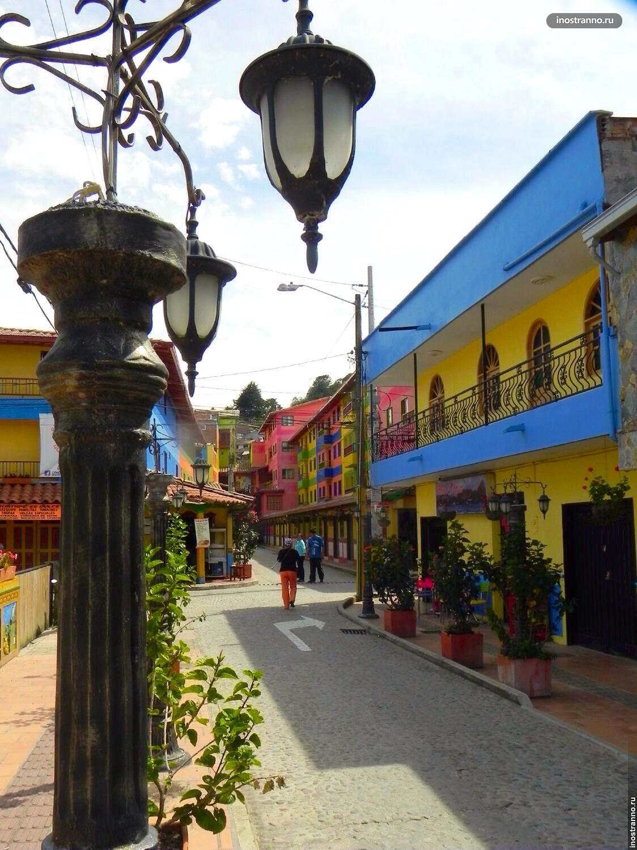 Настенные панно и граффити в Южной америке