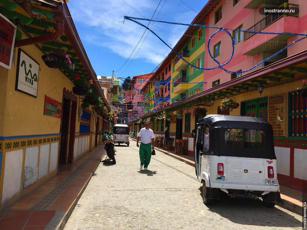 Отель в Гуатапе
