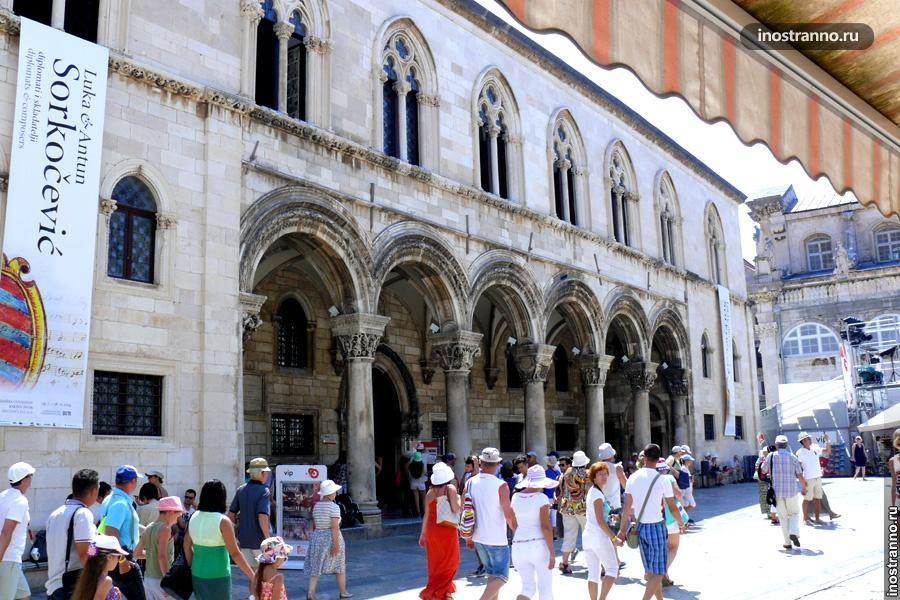 Архитектура Дубровника