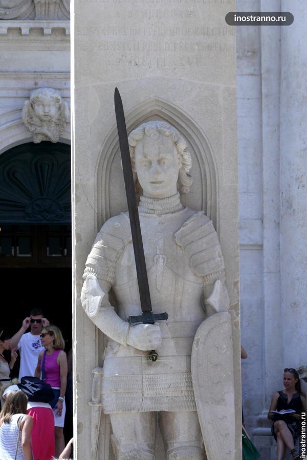 Дубровник рыцарь Орландо