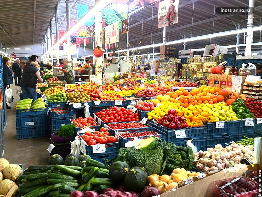 Чешские овощи