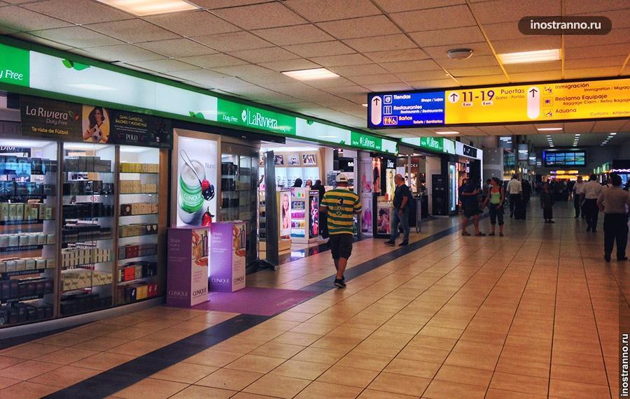 Аэропорт Tocumen в Панаме
