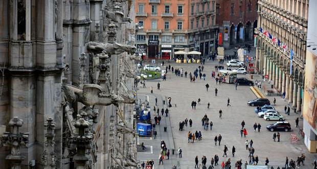 Прогулка по достопримечательностям Милана