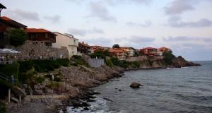 Созополь — старинный городок на Чёрном море