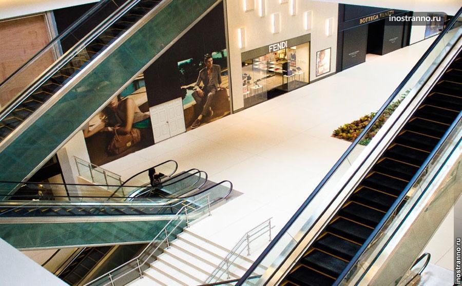 Торговый центр Soho Mall в Панаме