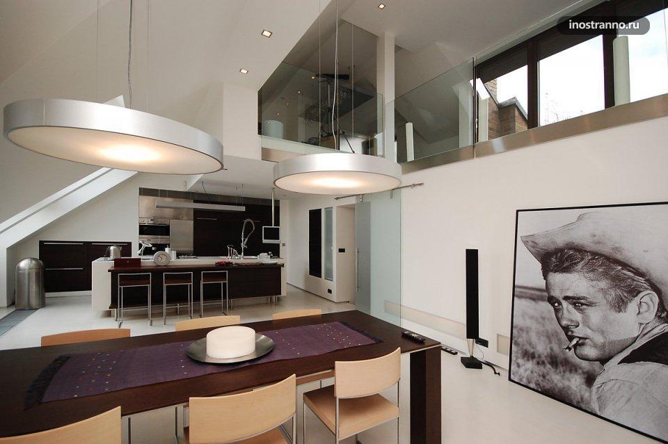 Квартира в Праге 420 кв.м