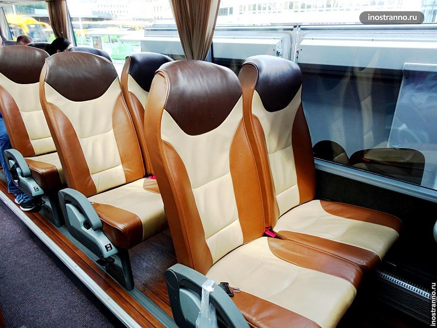 Meinfernbus автобус
