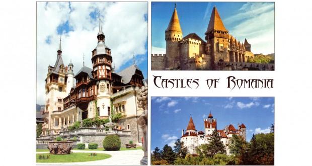 Загадочные замки Румынии