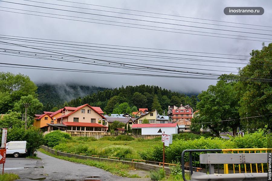 Деревня в Румынии