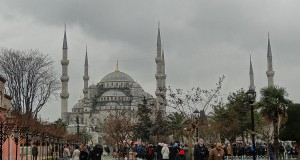 Что посмотреть в Стамбуле за пару дней?