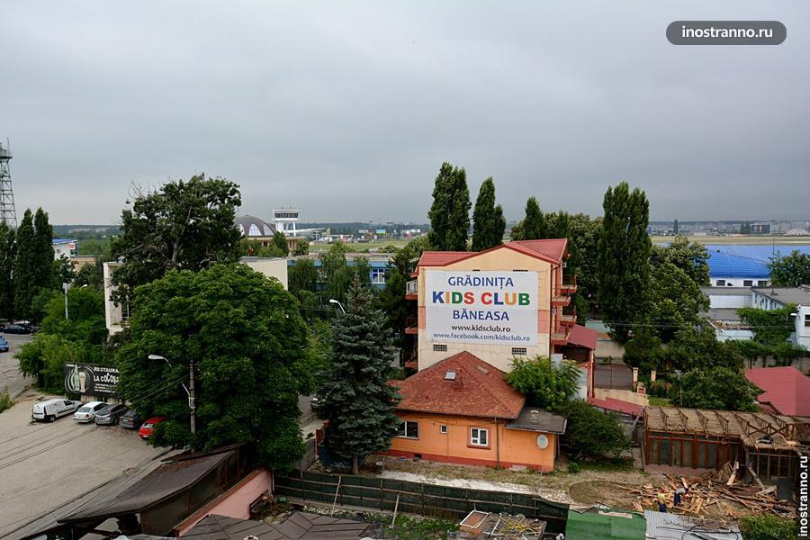 Здания Бухареста