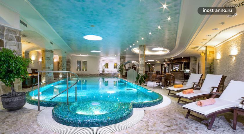 Отель в Карловых Варах Carlsbad Plaza