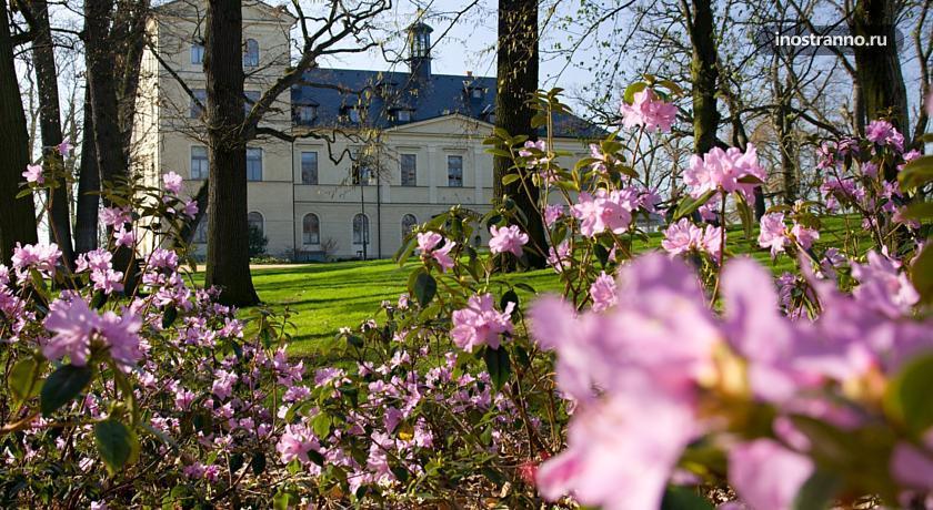 Отель в замке Чехии Chateau Mcely