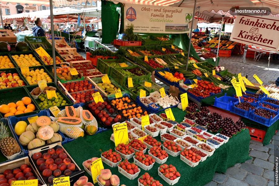 Рынок в Германии