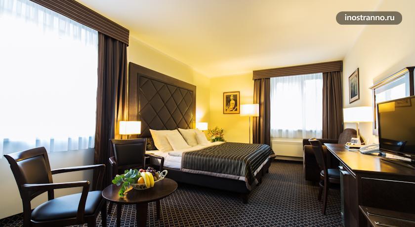 Отель в Праге Hotel Selsky Dvur
