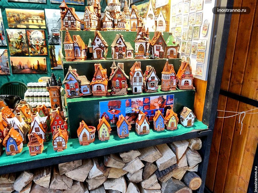 Рождественский базар в Праге