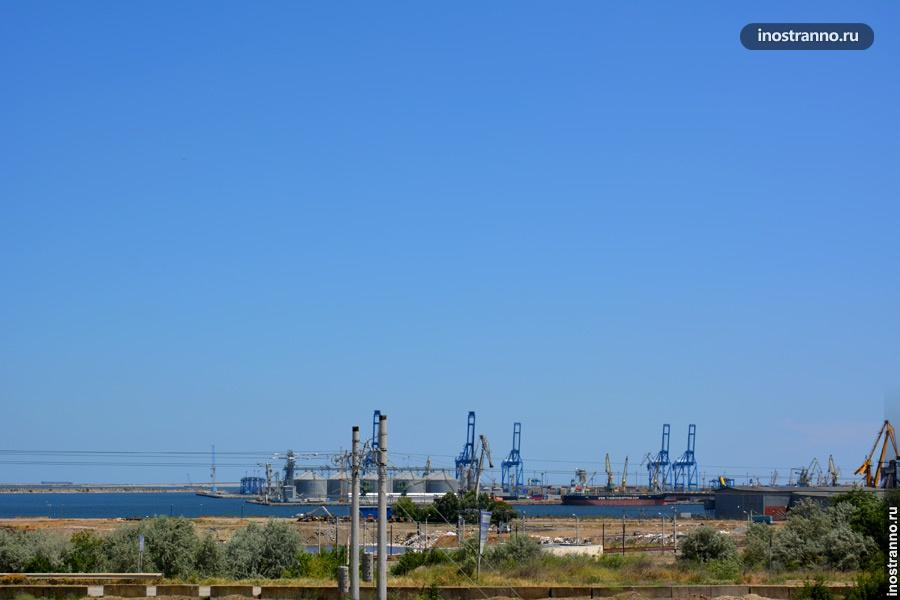 Порт Констанца