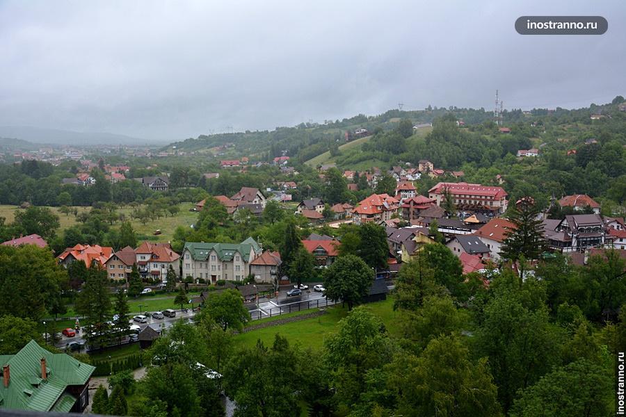Румынский пейзаж