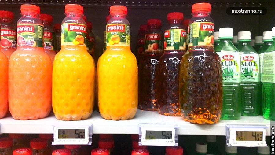 Супермаркет в Румынии