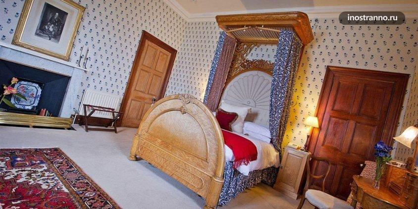 Шикарный отель в замке Ackergill Tower Castle