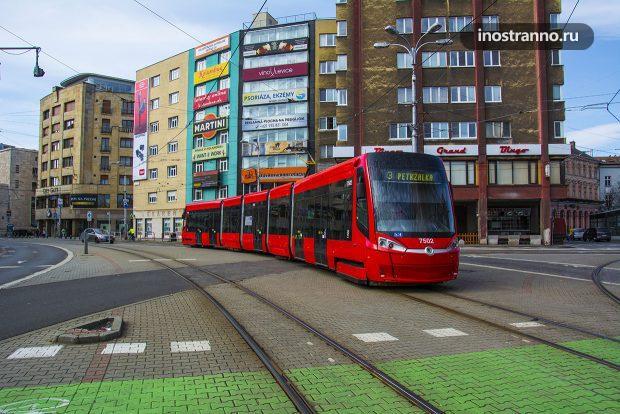 Трамвай Братиславы
