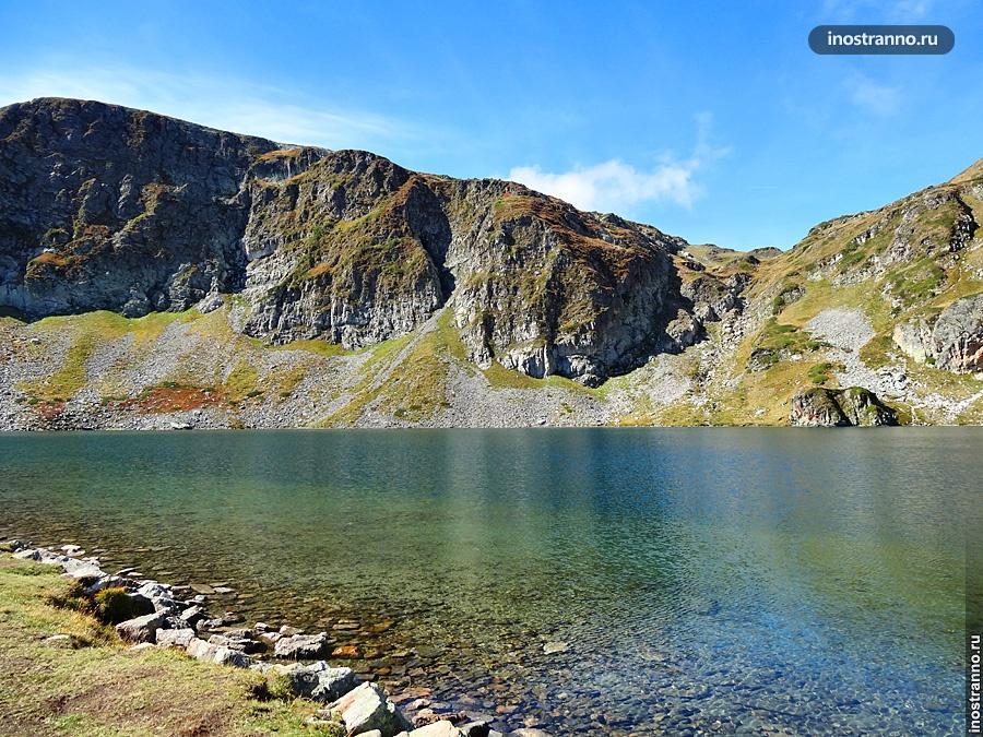 Рильское озеро Почка