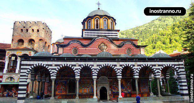 Рильский монастырь и Рильские озера в Болгарии