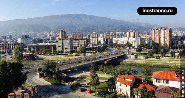 Македония глазами туриста