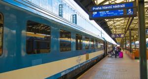 Из Праги в Россию, Беларусь и на Украину на поезде