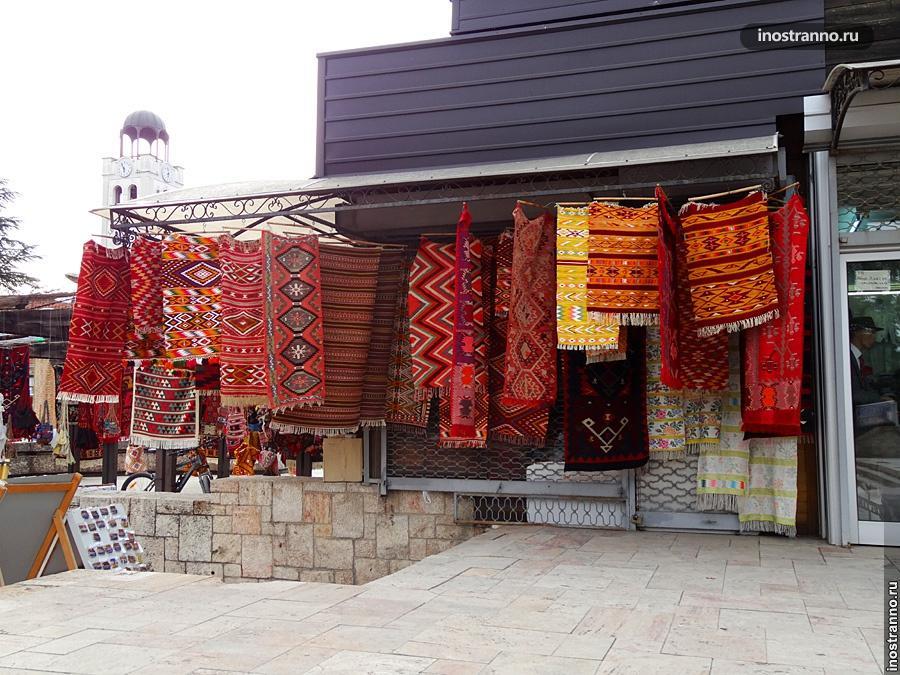 Турецкий базар в Скопье