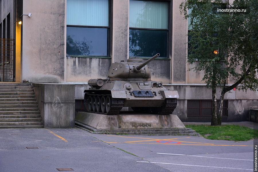 Военный музей в Жижкове