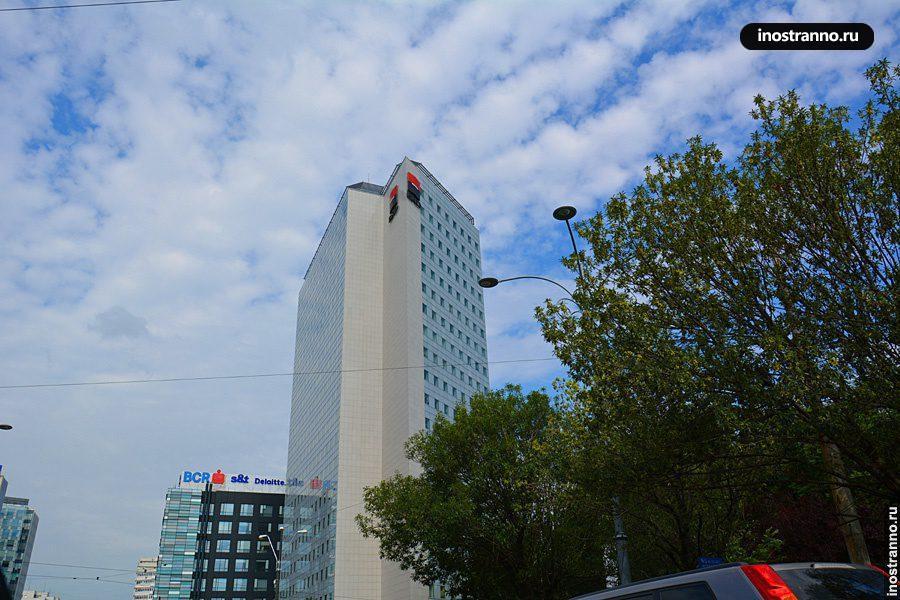 Офисные здания в Бухаресте