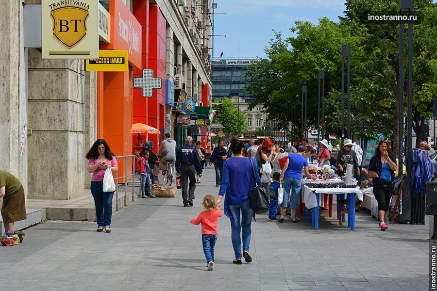 Сувениры в Бухаресте