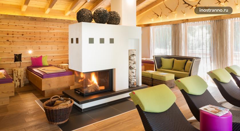 Отель в Австрии Зальбах Hotel Die Sonne