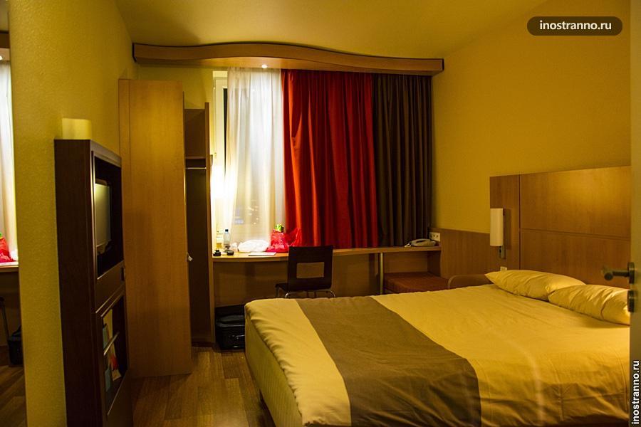 Отель Ibis в Кракове