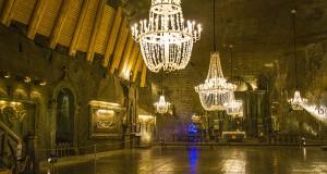 Главная достопримечательность Польши – соляные пещеры Величка