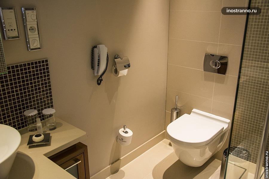 Элитная ванная в Праге