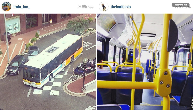 Автобус Ниццы