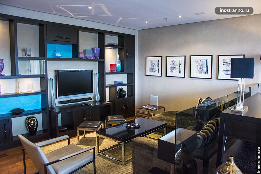 Президентский люкс в The Mark Hotel in Prague