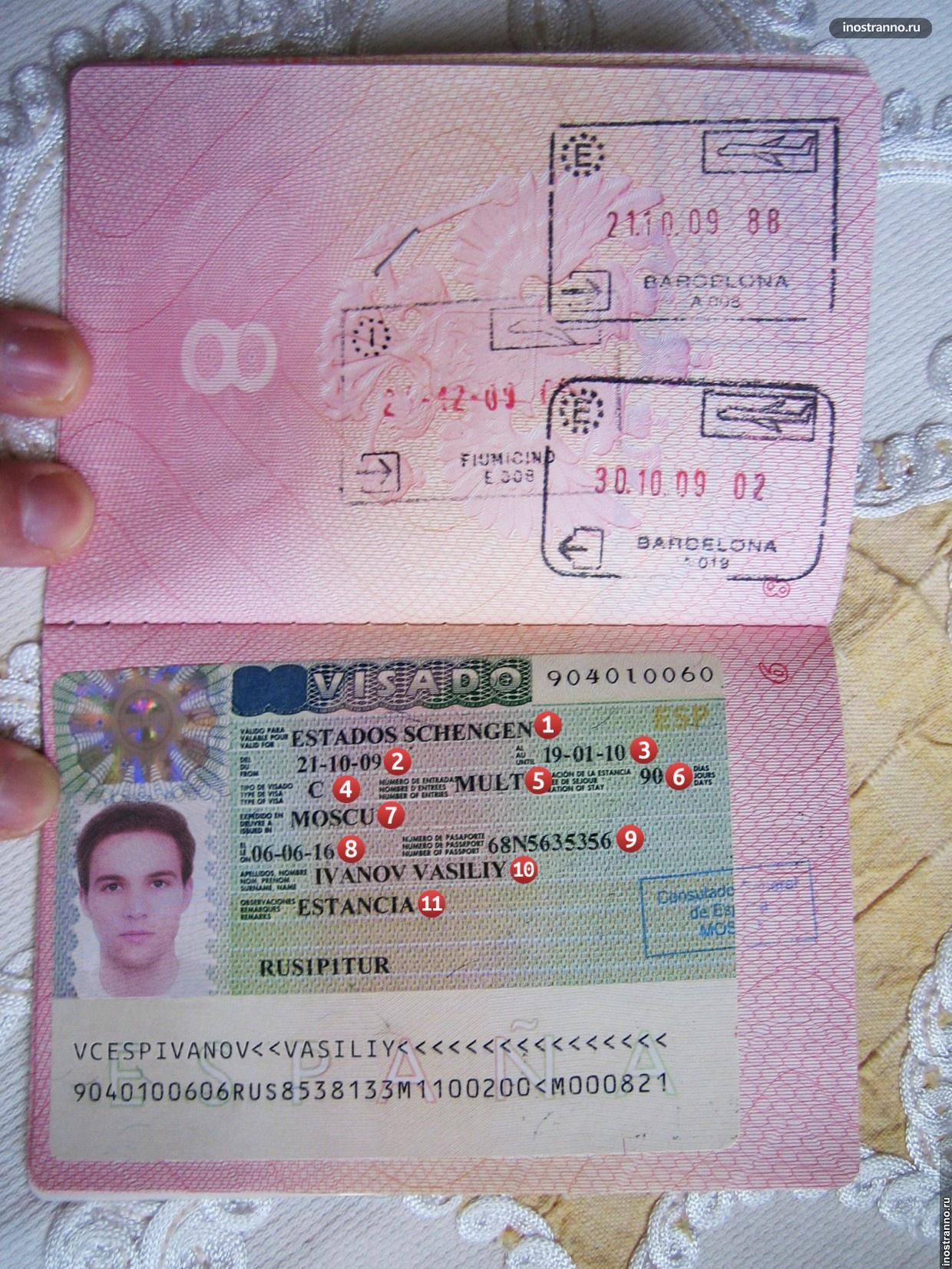 Как сделать шенгенскую визу в минске 767
