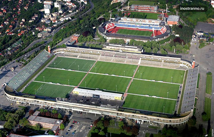 Самый большой стадион в мире
