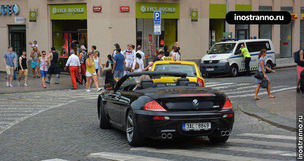 Путешествие в Прагу на автомобиле