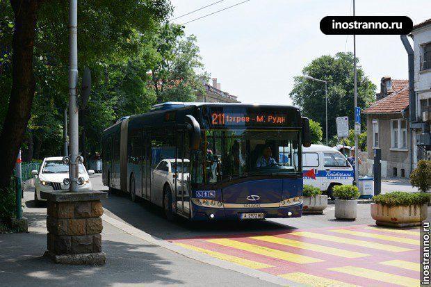 Варна Автобус, как добраться из аэропорта