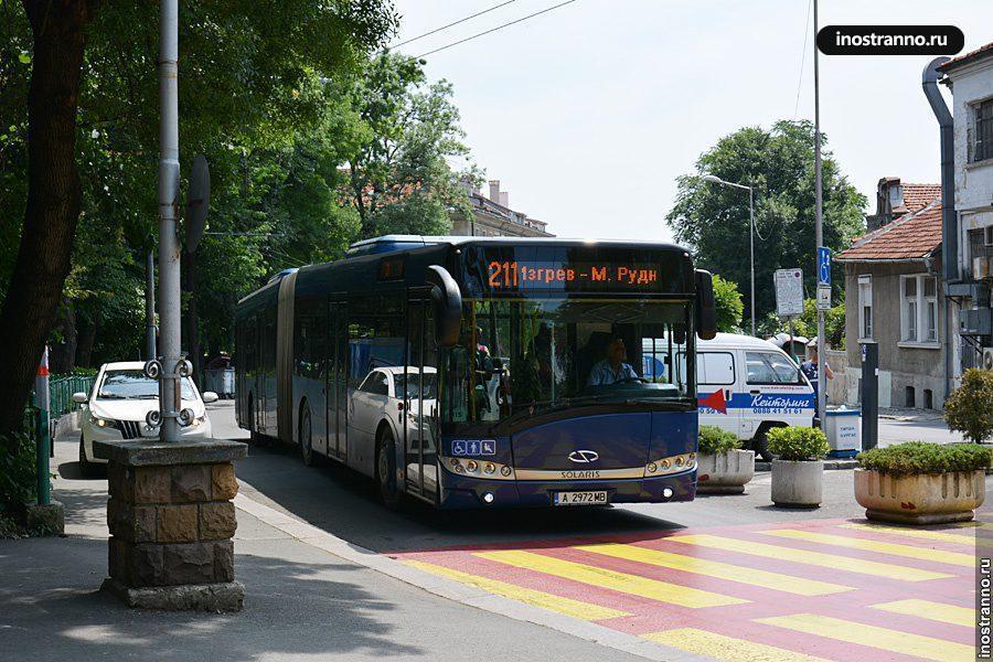 Варна Автобус